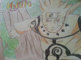 anime naruto drawing cool drawings bing images coloring pages