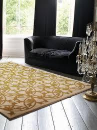 Esszimmer Teppich Benuta Teppich Kaleido Gelb 60002852 Ornament Esszimmer Flur
