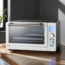 Kitchenaid Countertop Toaster Oven Cuisinart Deluxe White Stainless Steel Convection Toaster Oven