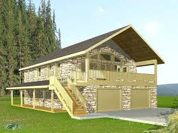 garage apartment floor plans the hillock 2 garage house plan with bedroom apartment and