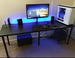 Computer Built Into Desk Desk Computer Built Into Desk Stunning Gaming Computer Desks