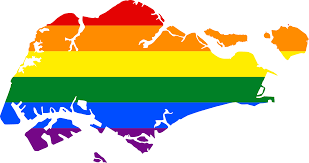 Map Of Singapore File Lgbt Flag Map Of Singapore Svg Wikimedia Commons