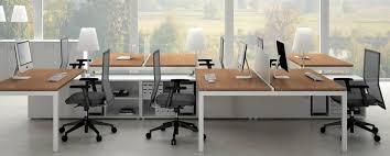 bureau en u u desk bureaux administratifs bureaux