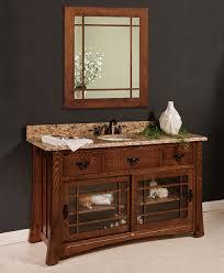 amish bathroom vanity cabinets morgan amish bathroom vanity amish direct furniture