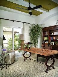 Vintage Desks For Home Office by Office Elegant Tropical Home Office With Vintage Desk And
