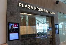 Centurion Card Invitation Flash Your Amex Platinum Centurion Card For Plaza Premium Lounge