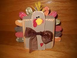 thanksgiving table favors 2x4 thanksgiving turkey tutorial u create