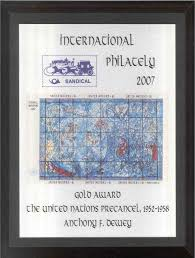 united nations philatelists incorporated announcments