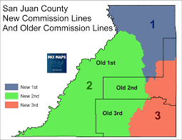 Utah County Map Gerrymandering In San Juan County Utah And Discrimination Against