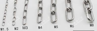 Metal Chain Chandelier 304 Stainless Steel Chain Iron Chain 3mm Thick Pet Iron Chain Iron