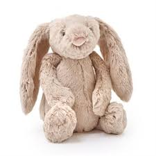 bunny plush bashful bunny beige by jellycat baby plush gifts chapters