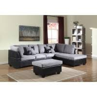 Sectional Sofa With Ottoman Discount Sectional Sofas Price Busters Maryland