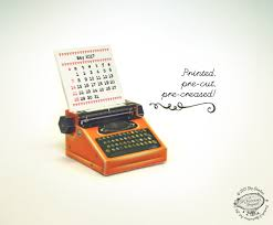 Diy Desk Calendar by Printed Papercraft 2017 U0026 2018 Diy Paper Desk Calendar