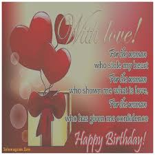 greeting cards luxury happy birthday greeting cards for wife