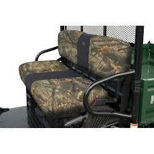 classic accessories quadgear utv seat covers realtree hardwoods
