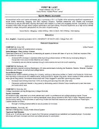 sports marketing resume examples best college student resume example to get job instantly how to best college student resume example to get job instantly image name