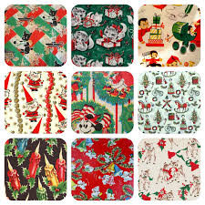 vintage christmas wrapping paper throwback thursday vintage christmas wrapping paper cynthia s