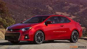 toyota corolla 2 door coupe 2014 toyota corolla envisioned as a coupe should it be built