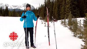 classic vs skate the 2 types of cross country skiing cbc