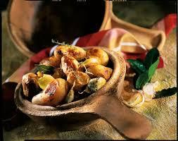 cuisiner les pommes de terre de noirmoutier recette pommes de terre de noirmoutier cuites au diable