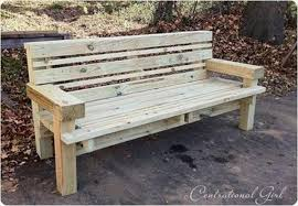 diy outdoor bench ideas for garden diy furniture ideas