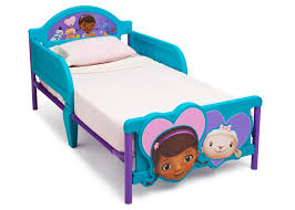 Doc Mcstuffins Twin Bed Set by Doc Mcstuffins Plastic 3d Toddler Bed Delta Children U0027s Products
