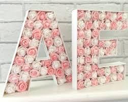 personalised decorative letters numbers u0026 by lovelettersbyanalisa