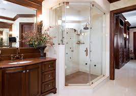 traditional master bathroom ideas steam showers for some home spa like luxury