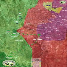 Syria Turkey Map by Day Of News On The Map December 15 2016 Map Of Syrian Civil