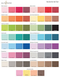 color swatches color swatches altenew paper le papier carta pinterest
