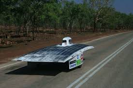 racing a solar powered car 3 000 km across australia using