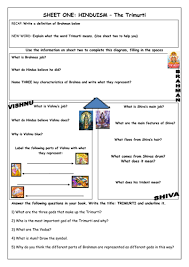 the trimurti by victoriaanne teaching resources tes