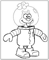 spongebob coloring pages 10 coloring kids