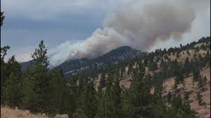 Wildfire Near Missoula by Seven Weeks Into Fiscal Year Montana U0027s 62m Firefighting Fund I