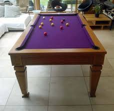 Pool Dining Table by Dynamic Paris Dining Table Homegames