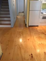 pine flooring customer reviews