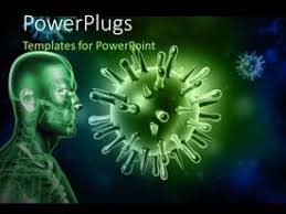 virus powerpoint templates crystalgraphics