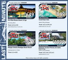 all inclusive last minute cheap deals from new york apple vacations