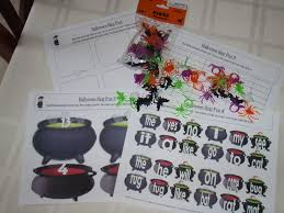 lesson ideas u0026 printables for halloween