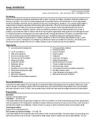 correction officer resume correctional officer cover letter this