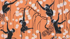 monkey wallpaper for walls monkeys in the closet kari serrao