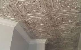 Noise Cancelling Ceiling Tiles by Ceiling Beautiful Ceiling Tiles Home Depot Alexander Faux Tin 2