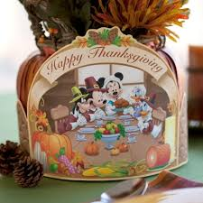thanksgiving decorations disney family