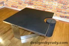 concrete and wood coffee table concrete and wood coffee table concrete coffee table with square