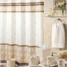 ds bath corinthia waterproof fabric shower curtain 72