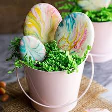 sugar easter eggs marbled easter egg sugar cookies thefeedfeed