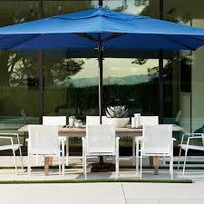 Frontgate Patio Umbrellas Easy Shade Outdoor Umbrella Frontgate