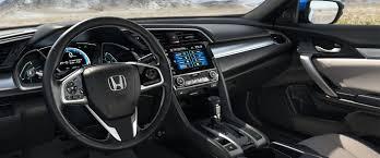 Honda Civic 2010 Interior Have Fun With The 2017 Honda Civic Coupe Tchonda