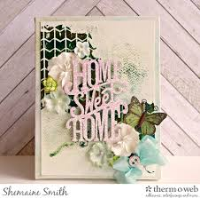 Deco Foil Crafty Creations With Shemaine New From Therm O Web Deco Foil