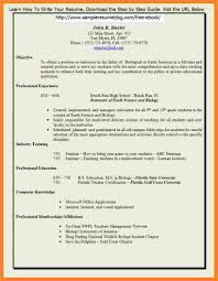 teaching resume templates 6 resume template word free professional resume list